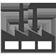 Icon für Industrieschmierstoffe