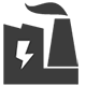 Icon für Schmierstoffe der Energieerzeugung